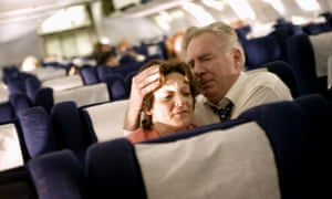 Becky London and Tom O'Rourke in United 93.
