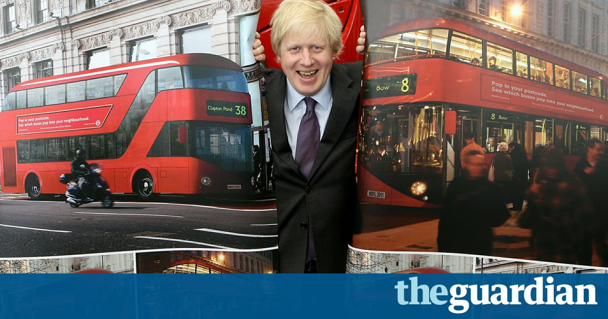 By the busload: £940m bill for Boris Johnson's mayoral 'vanity projects'