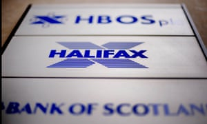 HBOS - Halifax and Bank of Scotland