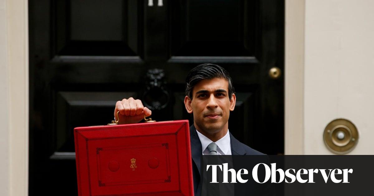 The Observer view on Rishi Sunak's 'generous' budget