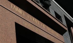 The family law court of Australia in Sydney