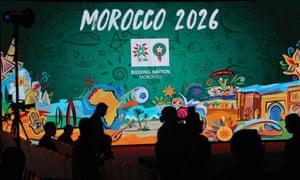 Morocco 2026 bid.