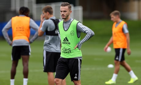 Brendan Rodgers backs James Maddison to be a perfect fit for England