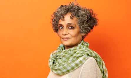 Arundhati Roy: 'One of the great shortcomings of the left is the reduction of everything to materialism.'