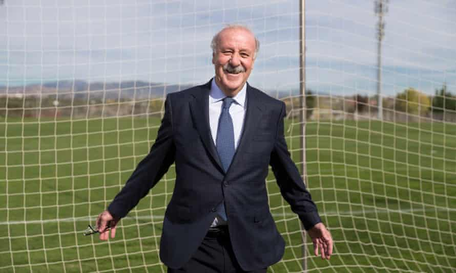 Vicente Del Bosque, who has won the World Cup and the European Championship with Spain, says the 'purity' of each national team has been lost, including that of England.