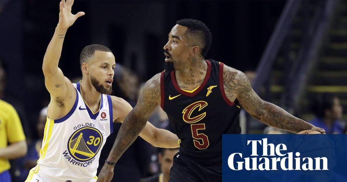 a07603bcaffe  I can t say I was sure   JR Smith admits he may have got NBA finals score  wrong