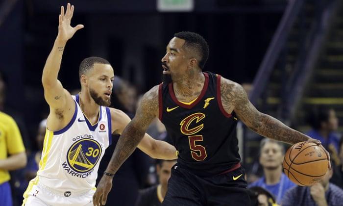 9b11b093541b 'I can't say I was sure': JR Smith admits he may have got NBA finals score  wrong