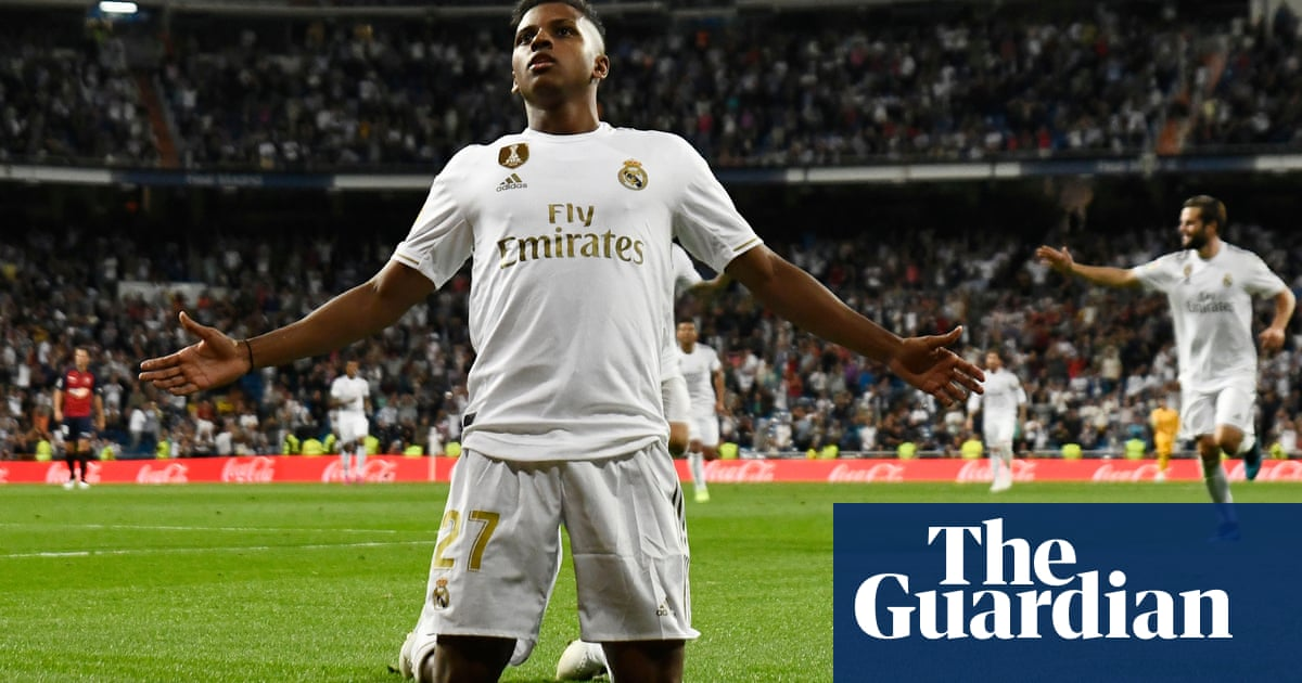 Rodrygo and the ilusión of La Ligas 21st-century boys | Sid Lowe