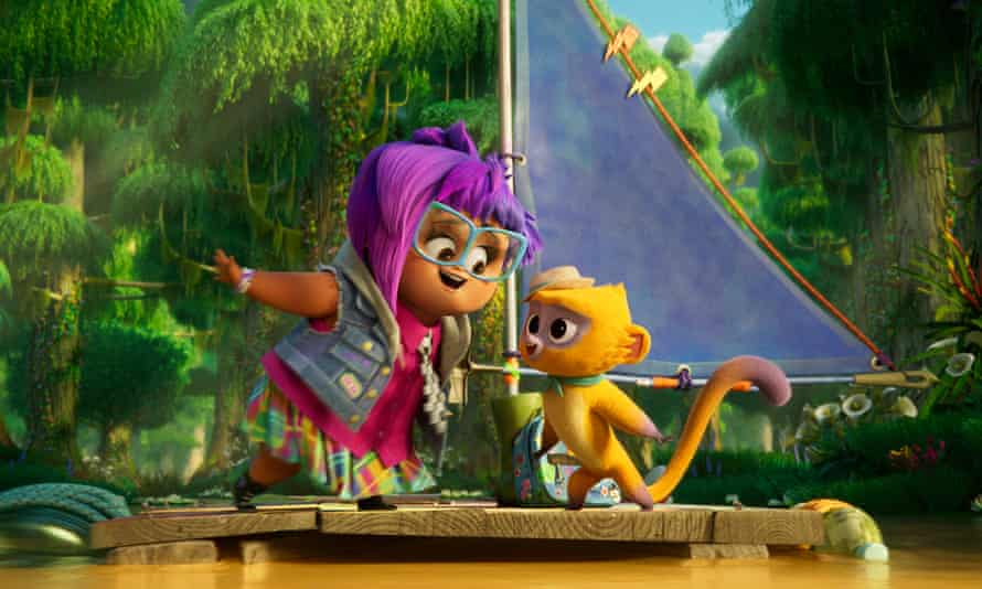 Vivo review – sweet but forgettable Netflix animation is Pixar-lite |  Animation in film | The Guardian