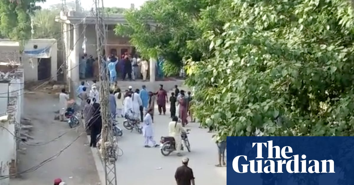 Eight-year-old becomes youngest person charged with blasphemy in Pakistan