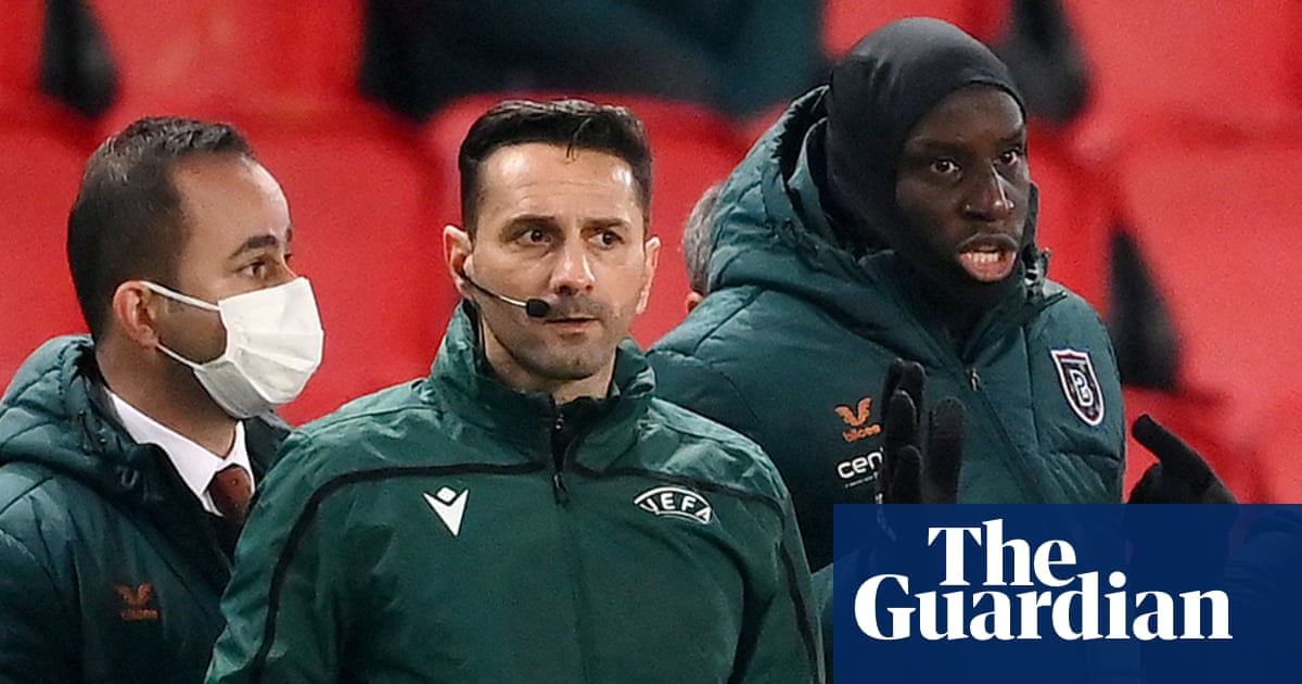 Fourth official faces 10-match ban if found guilty of racism in PSG game