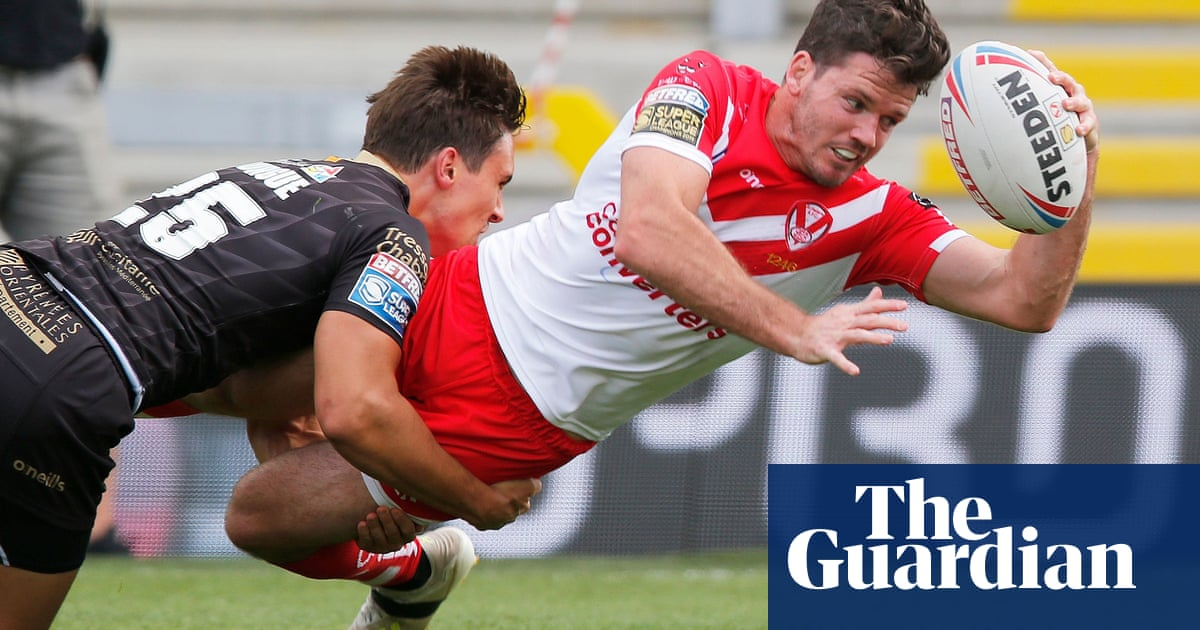 St Helens and Leeds win while Israel Folau refuses to take knee