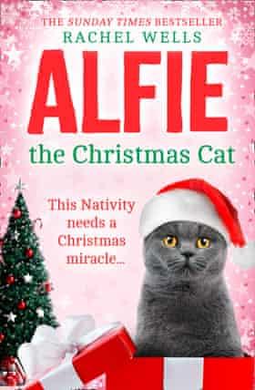 Alfie the Christmas Cat by Rachel Wells.