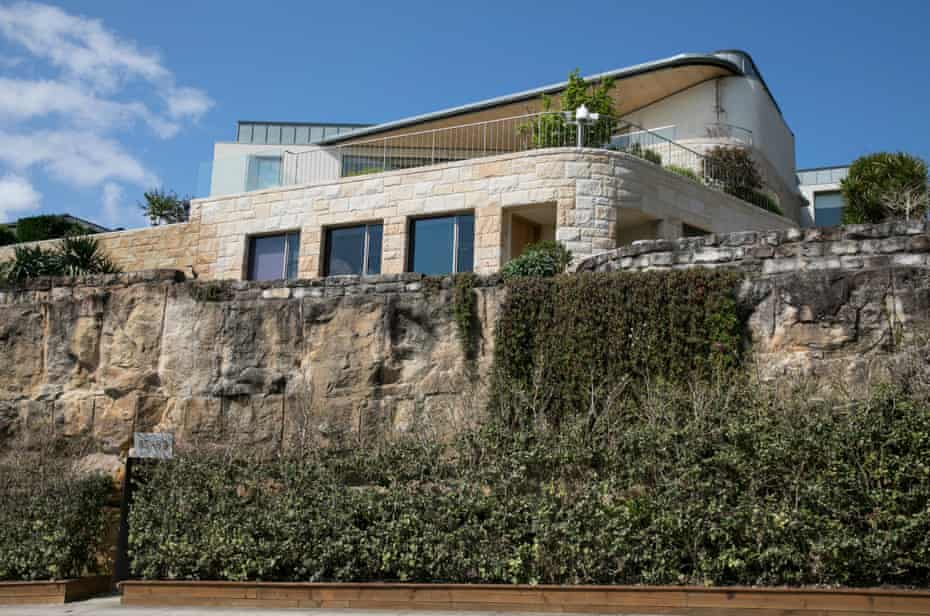 The Huang family's $12.8m in Mosman