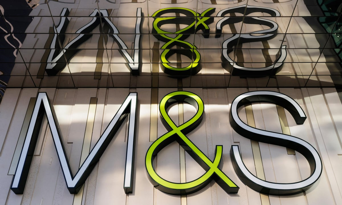 marks plus spencer industry plan