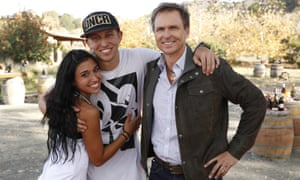 The Amazing Race host Phil Keoghan