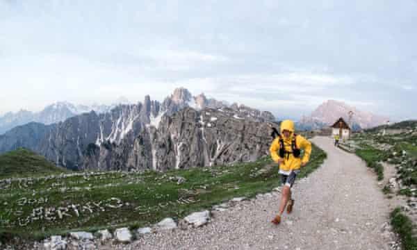 The Lavaredo Ultra Trail: suffer in beauty