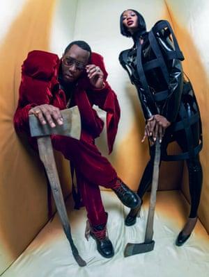 Tim Walker, fashion photographer shot the 2018 Pirelli Calendar