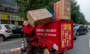 China's Singles Day has become the world's biggest online shopping day