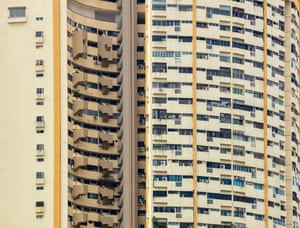 Under threat: Singapore Pearl Bank Apartments