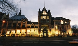 Manchester Museum, where Alan Warhurst led a programme of gallery redevelopment that brought it a Museum of the Year in award in 1987.