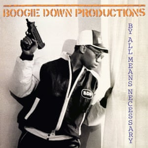 Boogie Down Productions – By All Means Necessary