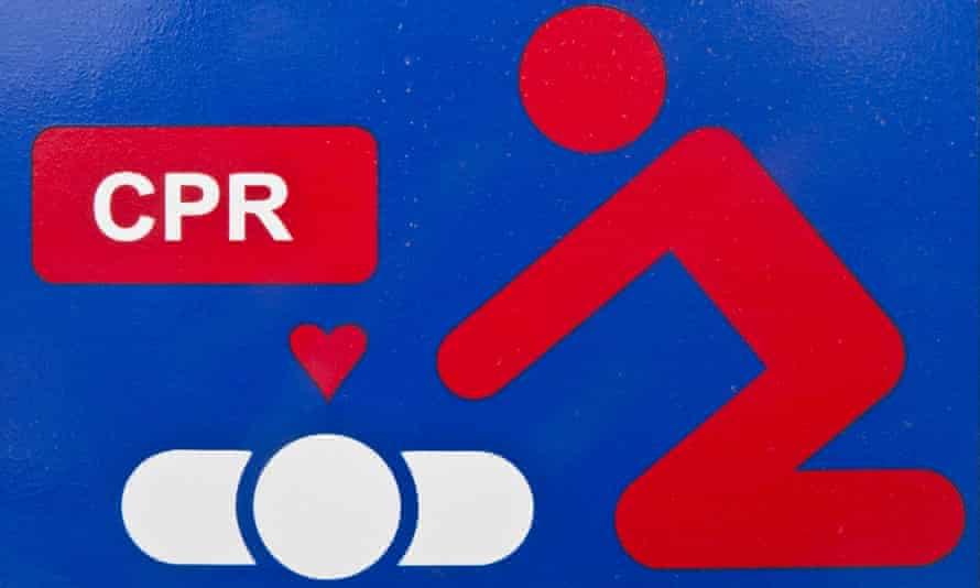 CPR symbolic diagram