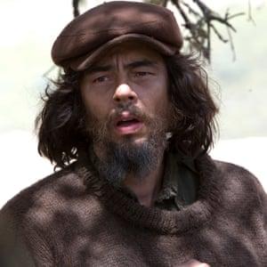 Del Toro as Che Guevara