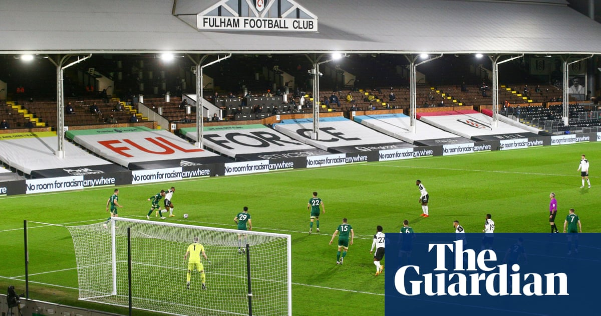Premier League to vote on allowing fans back for final game of the season