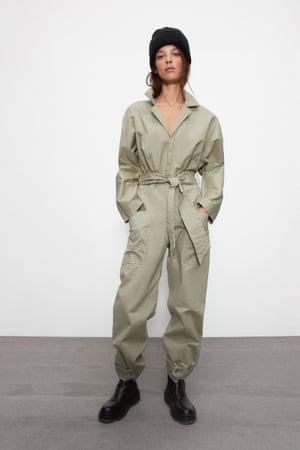 Belted, £49.99, zara.com
