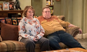 The hit 1988-97 sitcom Roseanne was revived - and then axed - by ABC.