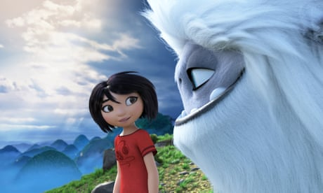 Abominable review – sweet animated yeti adventure