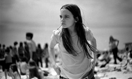 Dazed and confused: Joseph Szabo's portraits of adolescence – in pictures