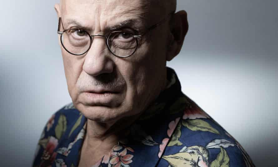 James Ellroy ... familiar territory, but well worth the read.