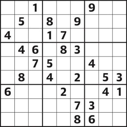 Sudoku4613medium