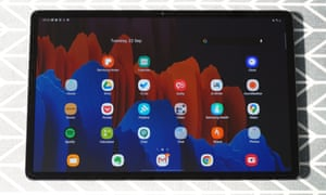 The Samsung Galaxy Tab S7+ has a fantastic screen, but you'll pay a pretty penny for it.
