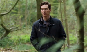 Fiction maker … Benedict Cumberbatch as Stephen in The Child in Time (2017).