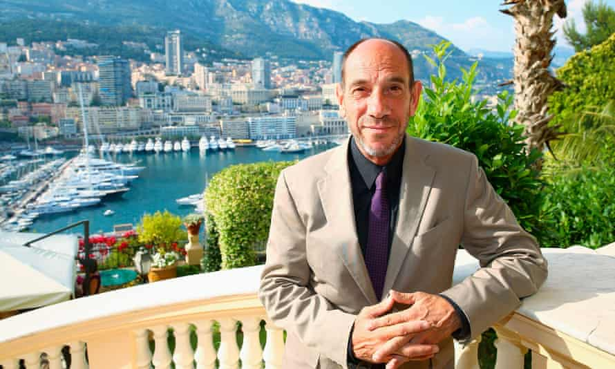 Miguel Ferrer in Monaco in 2014.