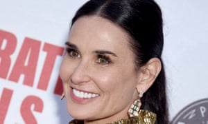 Demi Moore: not so crazy after all