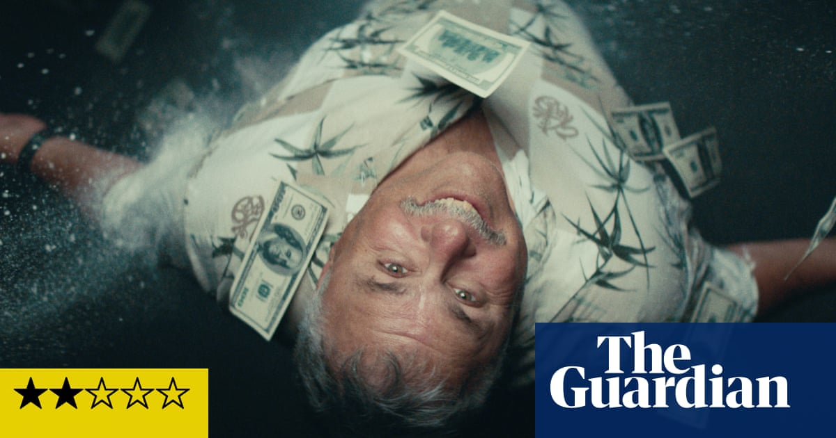 The Legend of Cocaine Island review – muddled Netflix