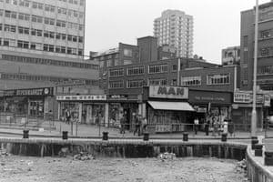 Start of Aldgate East 1986