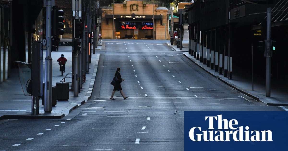 Australia Covid: Sydney records worst day yet for cases as police get tough