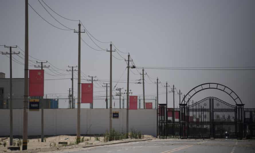 Se cree que hasta un millón de uigures se encuentran recluidos en campos de concentración en Xinjiang.