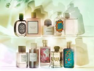 Top 10 perfume