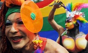 Pride in Medellin, Colombia
