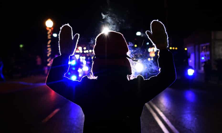 Police Ferguson Effect homicides