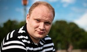 Oleg Kashin.