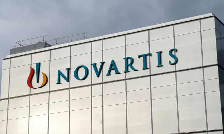 The deal with Novartis was announced by the chair of NHS England, Lord Prior, at an investment conference organised annually by JP Morgan in San Francisco.