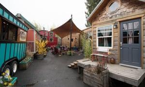The Tiny House Hotel, Portland