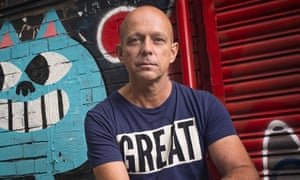 Steve Hilton, the former Conservative party spin doctor.